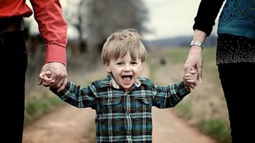 Χτίστε μια υγιή προσωπικότητα στο παιδί σας - Μέρος Β